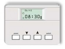 Programmable Timers can split your home heating into water and space heating so each can be seperatively controlled to suit your living patterns. Supplied and installed by Clondalkin Gas, Dublin, Ireland