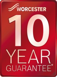 Exclusive 10 year guarantee to Worcester Bosch customers who engage Clondalkin Gas, Worcester Bosch Accredited Installer, to install their boiler along with a Greenstar Magnetic System Filter for only €220 from Gas Boilers Dublin