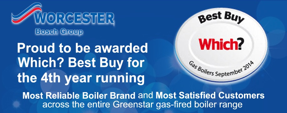 Proud to be awarded Which? Best Buy for the 4th year running. Most Reliable Boiler Brand and Most Satisfied Customers across the entire Greenstar gas-fired boiler range, as installed by Gas Boilers Dublin
